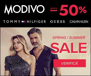 Modivo Spring Sale -50%
