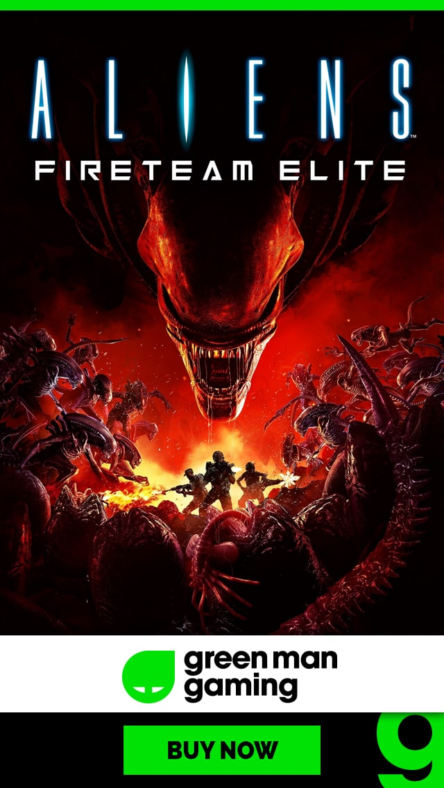 Pre-Purchase Aliens: Fireteam Elite for PC at Green Man Gaming