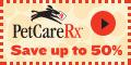 Save Up To 50% Off w/ PetCareRx