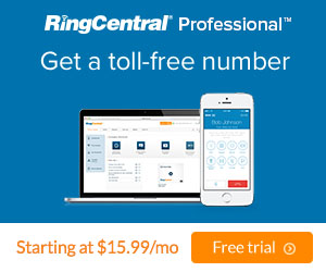 Grow your business. Try RingCentral