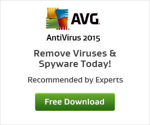 Download AVG AntiVirus Free!