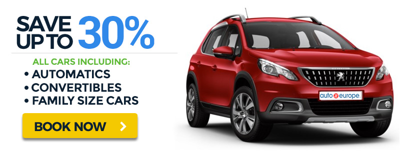 Worldwide Car Rentals Save 30% off all cars