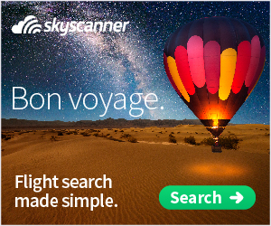 Find flights to London with Skyscanner