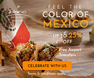 You´ll be over the moon at Moon Palace Cancun.