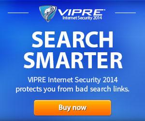 Vipre Smart search