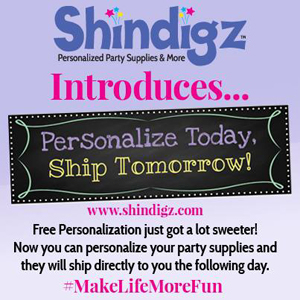 Shindigz Promo Code - Personalized Today