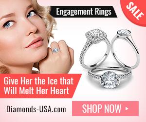 Engagement rings, diamond rings