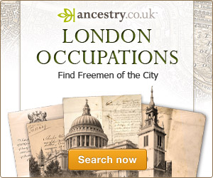 London Freedom of the City Admission Papers, 1681-