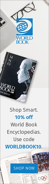 10% Off World Book Encyclopedias