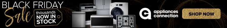 Appliance Connections Pre-Black Friday SALE!