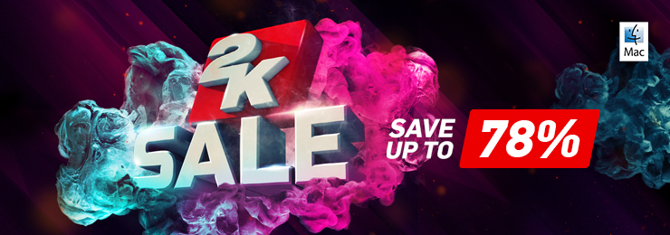 GamersGate - 2K games for Mac by Aspyr Save Upto 78% OFF