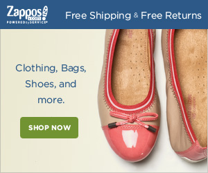 Women's flats at Zappos
