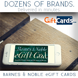 Barnes & Noble eGift Card