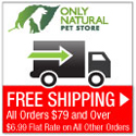 Only Natural Save 5% on Pet Supplies Orders Over $75