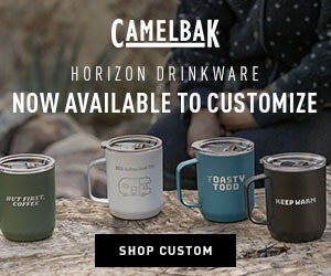 Horizon Custom Drinkware