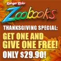 Save 81% on Zoobooks, Zootles & Zoobies