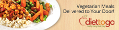 Vegetarian Diet Delivery