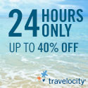 Up to 40% off on 24 Hour Sale