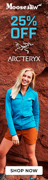 Fall Sale! 25% off Arcteryx