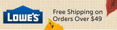 Free Shipping On Orders $49 Or More
