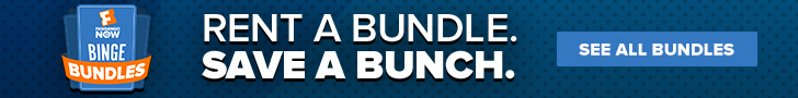 FandangoNOW Binge Bundle