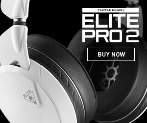 Elite Pro 2 Headset White