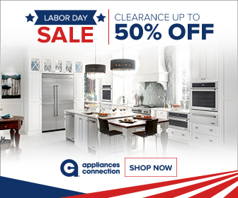 Appliances Connection: Up to 50% off Labor Day's Biggest Sale