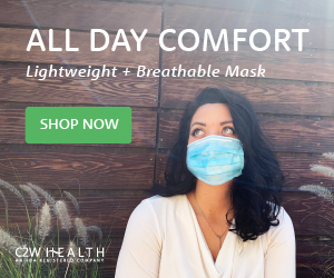 comfortable protective face masks