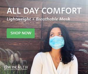 comfortable protective face masls