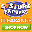 Clearance Costumes from Costume Express