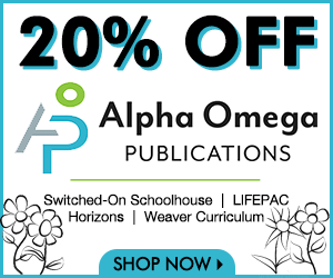 APRIL ONLY 20% OFF Alpha Omega...