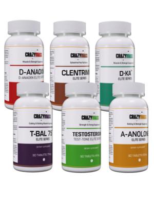 Crazy Stack - best ultimate bodybuilding anabolic supplement