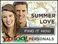 Yahoo! Personals- Smile. Spring is here.