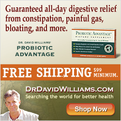 Dr. Williams Probiotic Advantage