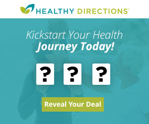 Healthy Directions - 20% Off on All Orders