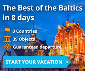 The Best of the Baltics in 8 days - Summer 2020