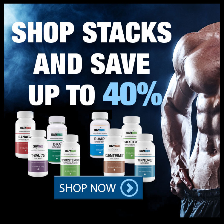 Crazymass 100% legal steroid alternatives.