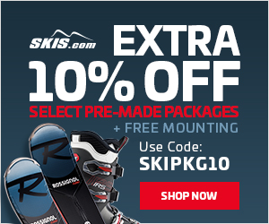 10% Off Packages