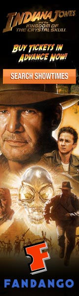 Buy tickets for Indiana Jones now!