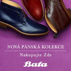 Bata.cz - Nová pánská kolekce bot