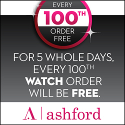 Save up to 75% off retail at Ashford.com