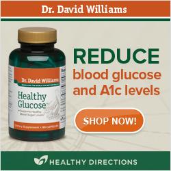 Dr. Williams' Blood Sugar Advantage