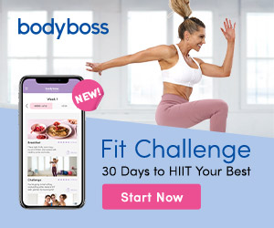 Fit Challenge by Bodyboss