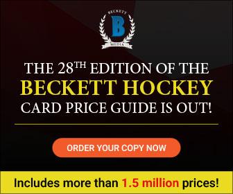 Beckett Hockey Card Price Guide #28