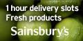 Sainsbury's groceries - 120x60