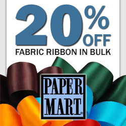 Paper Mart_Ribbons & Bows for Less