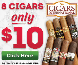 Click here to purchase 8 premium, hand-rolled cigars for ONLY $10!