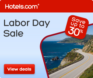 Labor Day Sale: Save up to 30%