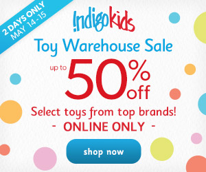Toy Warehouse Sale - Up to 50% Off Select Toys