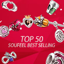 TOP 50 Soufeel Best Selling Custom Charm Bracelets